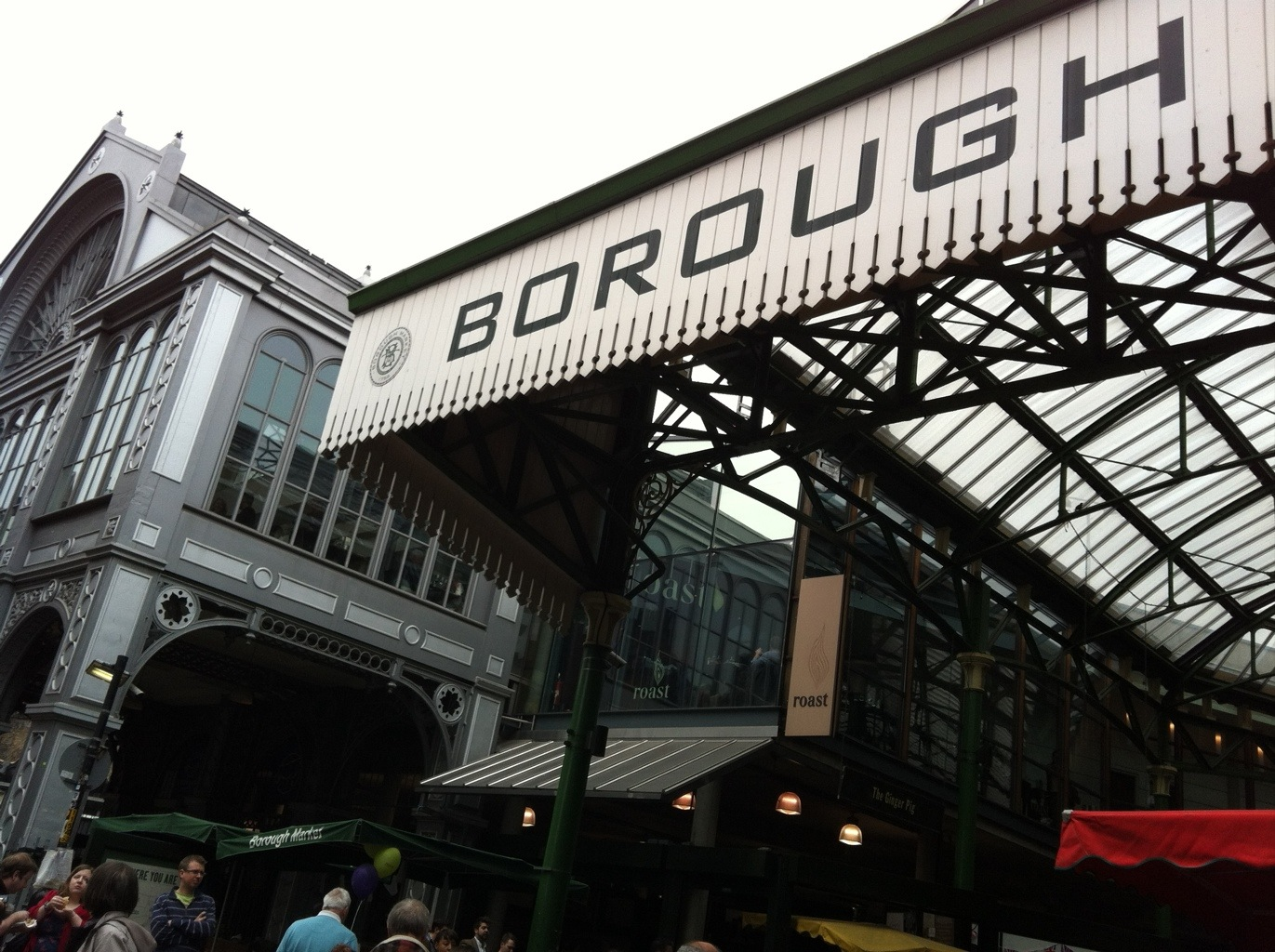Borough Market by DLCS Management