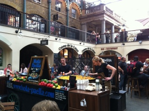 Covent Garden by DLCS