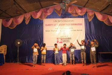 Mumbai Smiles-Life Skills Education: Clarity on Thought and Knowledge